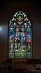 War Memorial Window by Meikle Stained Glass Studio, Toronto