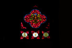 Symbols of Our Faith: Crimson Window (The Witness of St. John the Evangelist) by Christopher Wallis