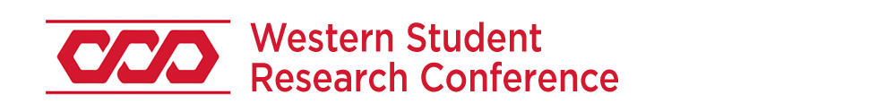 Western Student Research Conference