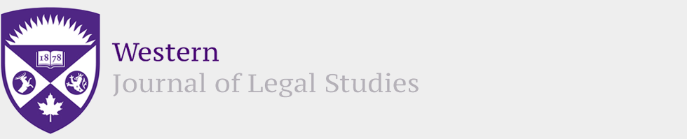 Western Journal of Legal Studies