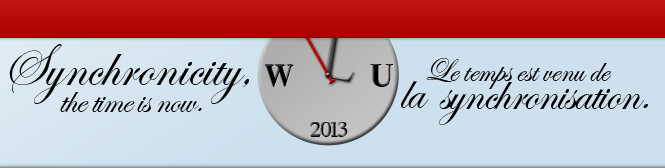 WILU 2013: Synchronicity, the time is now