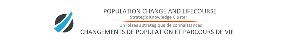 Population Change and Lifecourse Strategic Knowledge Cluster Conferences