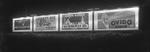 Billboards at night [near Windsor]