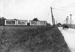Billboards on the road 2 [near Windsor]