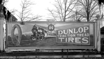 Dunlop Tire billboard 1 by Western University