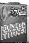 Dunlop Tire billboard 2