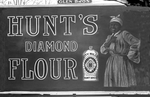 Hunt's Diamond Flour billboard by Western University