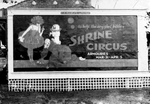 Shrine Circus billboard 2