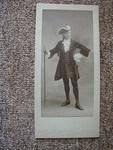 Album de Louis DELAQUERRIÈRE (1856-1937) Ténor à l'Opéra-Comique de Paris, professeur de chant : Survol / Overview by Liliane Delaquerrière Richardson