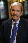 Western University's David Bentley wins 2015 Killam Prize