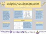 Interdisciplinary Lens on Indigenous Health Iniquities: Planning, Nursing, Anthropology, Geography, Education by Chantal Francouer, Alana Kehoe, Ivy Tran, Steven Vanloffeld, Lillian Woroniuk, and Jacob Renaud