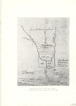 Sketch of the fork of the River Thames, shewing(sic) the site for the City of London, 1816