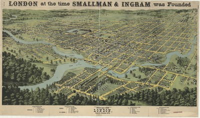 London Ontario Historical Maps Digitized Special Collections