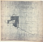 Copy of part of the Township of London, copied from copy of Mr. M. Burwell's 31st May 1819 plan