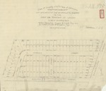 Plan of property in the Village of Petersville, being the south easterly part of lot no. 2 west of the Wharncliffe Highway in the First Con. Township of London, as laid out into building lots for William Glass Esq., Charles P. Smith Esq. and the estate of the late A. C. Chapman Esq.