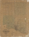 Map of the Township of London, Canada West, 1863