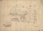 Sketch of the position of London: U.C. Nov'r 1839