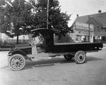 Barton & Rumble Truck, Lucan Milling co.