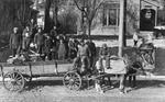 G.H. Janes Coal & Wood wagon