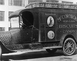 McCormick Biscuits truck