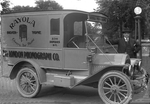 The London Phonograph Co. truck 1