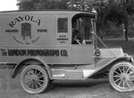 The London Phonograph Co. truck 2