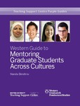Western Guide to Mentoring Graduate Students Across Cultures