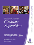 Western Guide to Graduate Supervision