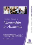 Western Guide to Mentorship in Academia