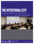 The Intentional City: Shaping London's Urban Future by Zack Taylor