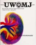 UWOMJ Volume 82, Issue 1, Spring 2013