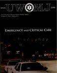 UWOMJ Volume 81, Issue 1, Spring 2012