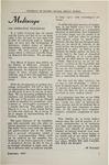UWOMJ Volume 27, No 1, January 1957
