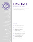 UWOMJ Volume 82, Supplement S1, Summer 2013 by Western University