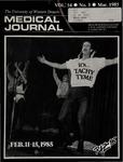 UWOMJ Volume 54, Number 3, March 1985