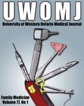 UWOMJ Volume 77, No. 1 by Western University