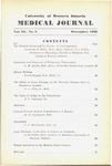 UWOMJ Volume 3, No 2, December 1932