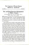 UWOMJ Volume 10, No 3, 1940