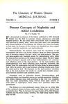 UWOMJ Volume 11, No 2, 1941
