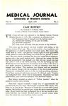 UWOMJ Volume 19, Number 2, April 1949