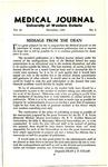 UWOMJ Volume 20, Number 4, November 1950