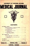 UWOMJ Volume 21, Number 2, March 1951