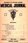 UWOMJ Volume 21, Number 3, May 1951
