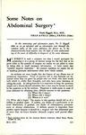 UWOMJ Volume 23, Number 3, May 1953
