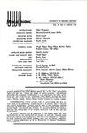 UWOMJ Volume 28, Number 2, March 1958