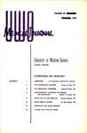UWOMJ Volume 29, Number 1, January 1959