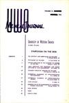 UWOMJ Volume 31, Number 1, January 1961