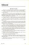 UWOMJ Volume 35, Number 4, May 1965
