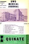 UWOMJ Volume 36, Number 1, October 1965