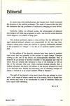 UWOMJ Volume 36, Number 4, March 1966